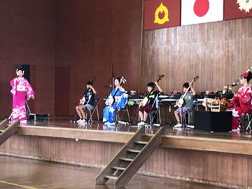 スクールコンサート in 高鍋町立高鍋東小学校