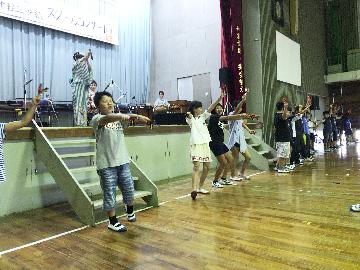 スクールコンサート in 対馬市立鶏鳴(けいめい)小学校