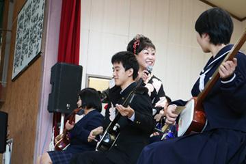 小林市立東方中学校