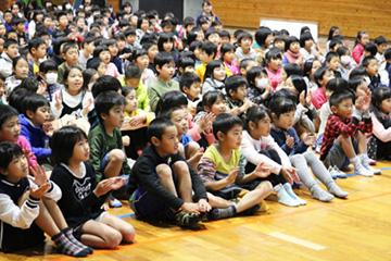 スクールコンサート in 日南市立飫肥小学校