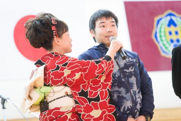 学校と地域を結ぶコンサート in 椎葉村立椎葉中学校