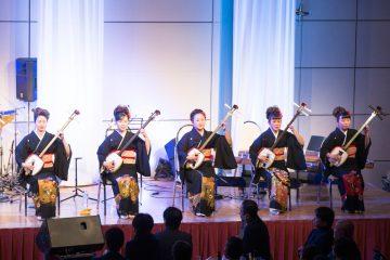 村上三絃道45周年ベル・エポック19周年スペシャルディナーショー 縁の宴