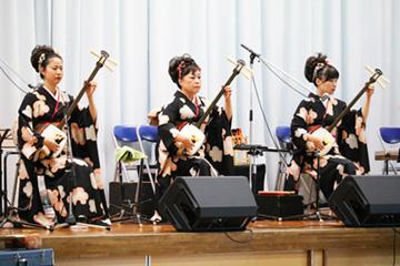 スクールコンサート in 日向市立財光寺中学校