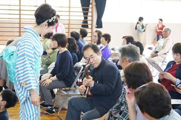 スクールコンサート in 壱岐市立志原(しわら)小学校