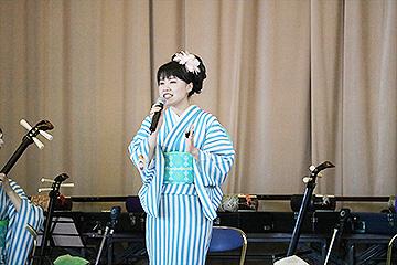 スクールコンサート in 壱岐市立柳田(やなぎだ)小学校