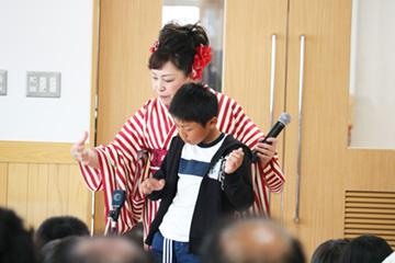 スクールコンサート in 壱岐市立芦辺(あしべ)小学校