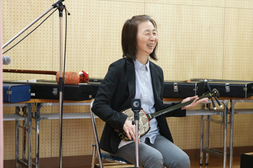 スクールコンサート in 長崎県立ろう学校佐世保分校