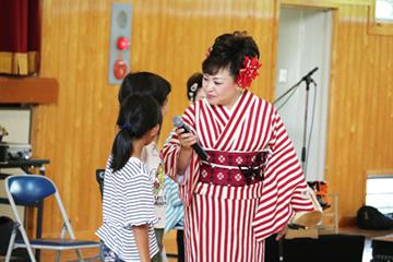 スクールコンサート in 壱岐市立渡良(わたら)小学校