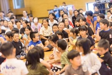 学校と地域を結ぶコンサート in えびの市