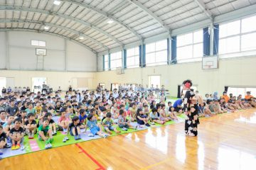 学校と地域を結ぶコンサート in 西都