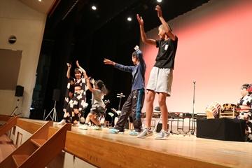 スクールコンサート in 壱岐市立勝本小学校