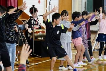 スクールコンサート in 壱岐市立田河小学校