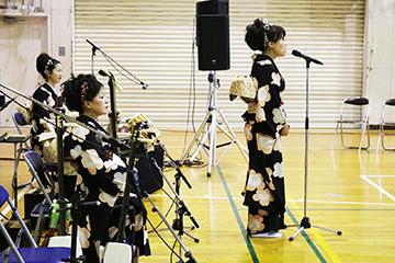 スクールコンサート in 壱岐市立沼津小学校