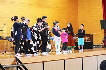 スクールコンサート in 都城市立高崎小学校