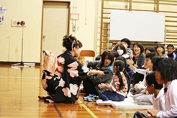スクールコンサート in 宮崎県立児湯るぴなす支援学校