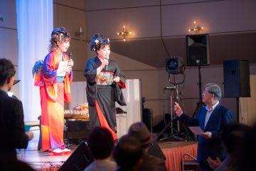 スペシャルディナーショー「感謝の饗宴」