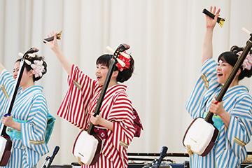 スクールコンサート in 佐世保市立花高(はなたか)小学校
