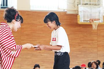 スクールコンサート in 佐世保市立春日小学校
