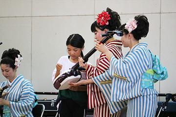 スクールコンサート in 佐世保市立三川内(みかわち)小学校