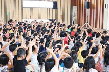 スクールコンサート in 宮崎市立赤江小学校