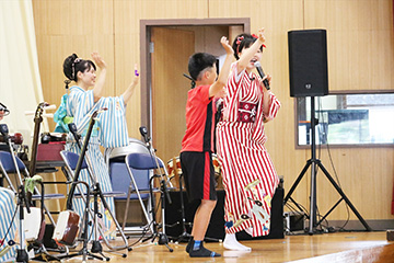 スクールコンサート in 宮崎市立大宮小学校