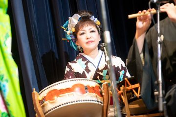 「伝統・未来音楽祭」レポート 本番ステージ編【第一部】