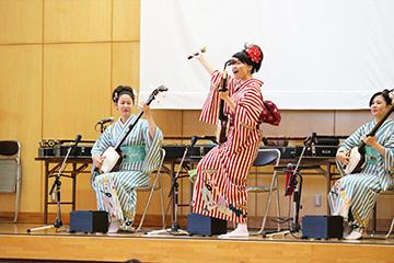 スクールコンサート in 佐世保市立木風(きかぜ)小学校