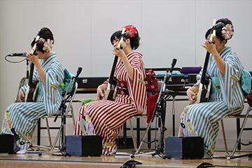 スクールコンサート in 佐世保市立黒髪小学校