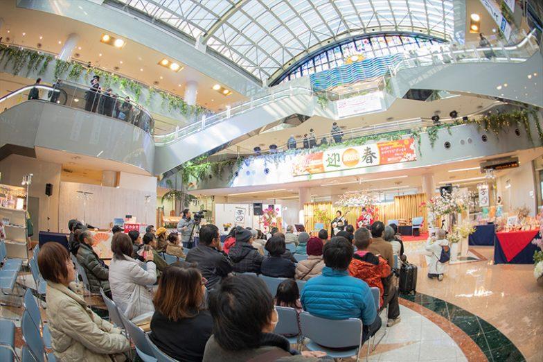 宮崎ブーゲンビリア空港新春ライブ 2020