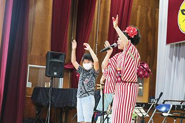 学校と地域を結ぶコンサート in 三股町