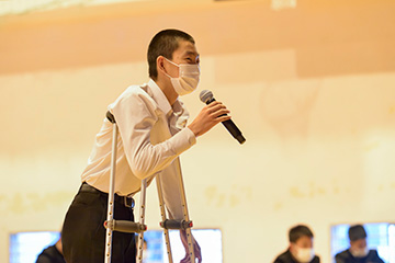 スクールコンサート in 延岡市立北浦中学校