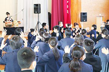 学校と地域を結ぶコンサート in 日向市